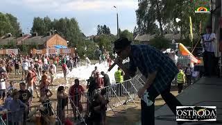 SKAOS (Germany)  part.2 - Live @ OSTRÓDA REGGAE FESTIVAL 2013 / Poland