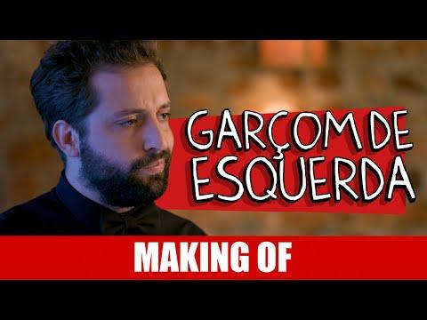 Download MAKING OF - GARÇOM DE ESQUERDA