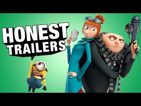 Thumbnail: Honest Trailers - Despicable Me 1 & 2