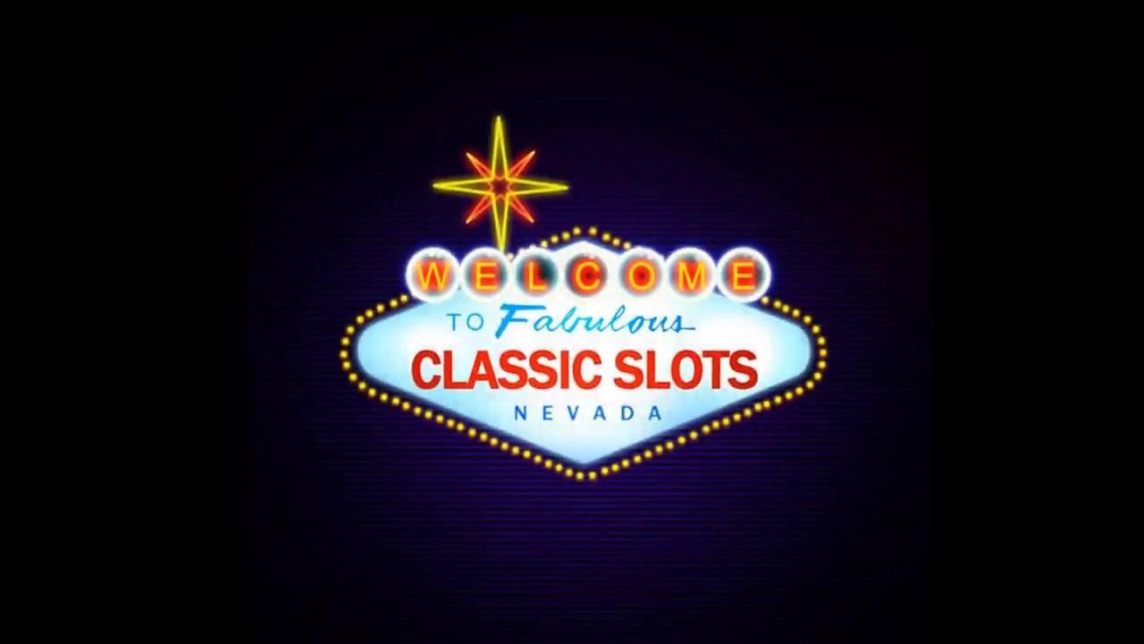 Classic Vegas Casino Slots