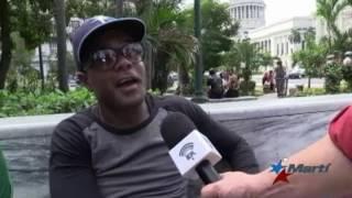 Cubanos reaccionan en la isla al anuncio de la Casa Blanca