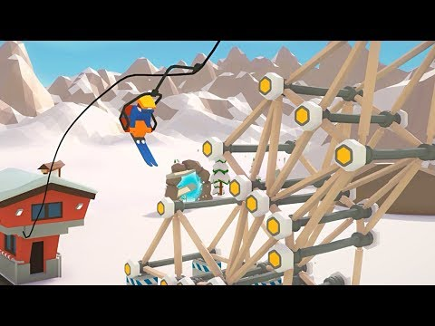 THIS ISN'T SAFE - When Ski Lifts Go Wrong #1 |