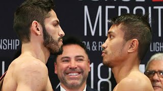 LINARES VS GESTA WEIGH IN RESULTS FINAL PREDICTION! LINARES WANTS LOMA NEXT! MOVE TO 140 FOR MIKEY?