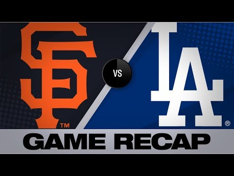 dubon-drives-in-3-runs-in-win-over-dodgers-|-giants-dodgers-game-highlights-9/6/19