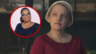 'The Handmaid's Tale' Cast Is Ready for More Oprah! (Exclusive)
