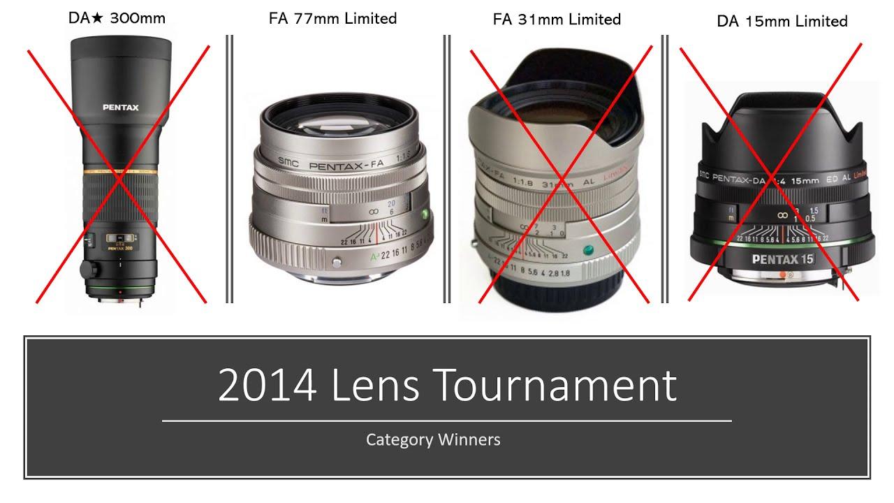 2021 Pentax Lens Tournament Winners - PentaxForums.com