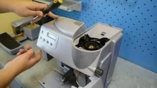 Кофемашина Saeco cafe nova, не вращается рабочий блок и не нагревается  бойлер, 1ч(, 2016-08-15T08:42:40.000Z)