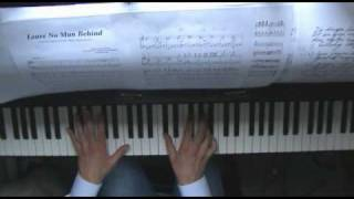 "Black Hawk Down soundtrack ""Leave No Man Behind"" Piano Cover"