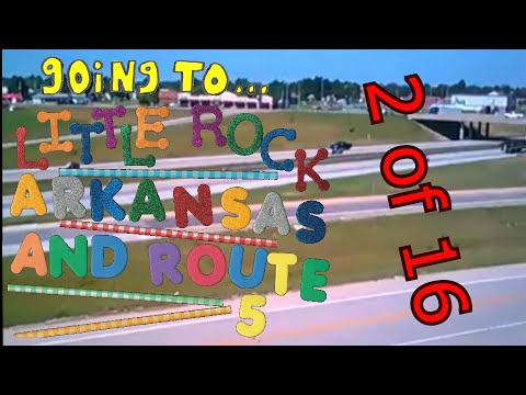Little Rock & Route 5 | 2 of 16 | Lebanon to Springfield