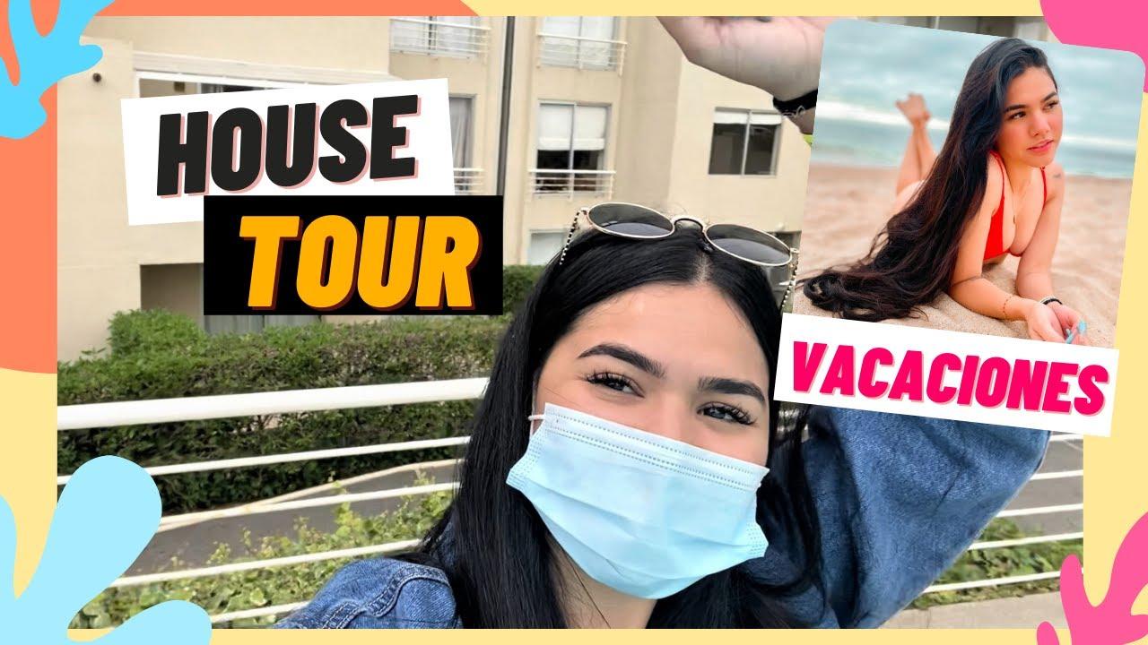 HOUSE TOUR en la PLAYA - Que comiencen las VACACIONES!!