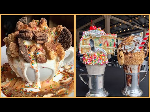 So Yummy Desserts & Ice Cream   Yummy And Satisfying Dessert   Delicious Chocolate Cakes