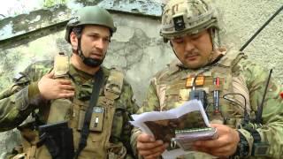 NATO close air support in urban areas