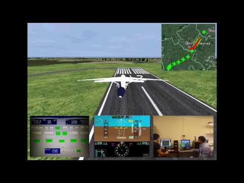 Avionics Flight Demonstrator (AVD March 2016)