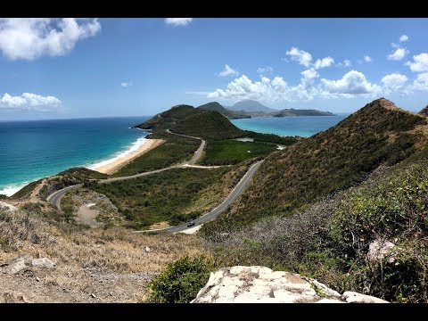 St. Kitts | Brimstone Hill | Cockleshell Bay | Travel VLOG | March 2018