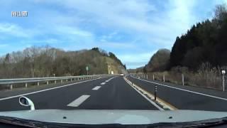 【岡山・米子道】岡山JCT~米子IC(10倍速)