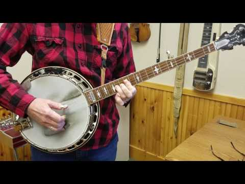 Moveable Banjo Scale