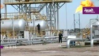 أكبر ارتفاع شهري لإنتاج إيران النفطي في 20 عاما