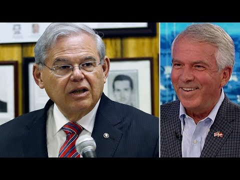 Menendez Opponent Hugin: 'You're Not a Country If You Don't Have Secure Borders'