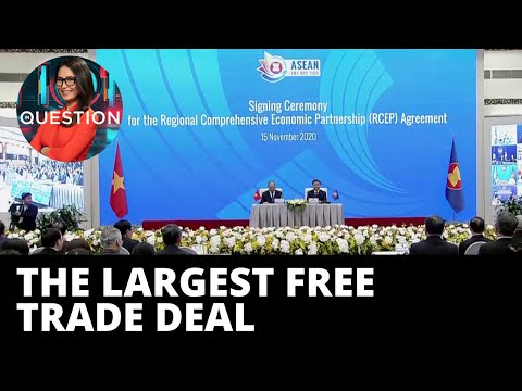15 Asia-Pacific countries sign world's largest free trade deal
