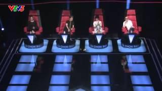 Nguyễn Hoàng Tôn : Em Không Quay Về - The Voice Giọng Hát Việt 2013 - Giấu Mặt Tập 2