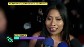 Yalitza Aparicio se defiende contra ofensas racistas que ha recibido | De Primera Mano