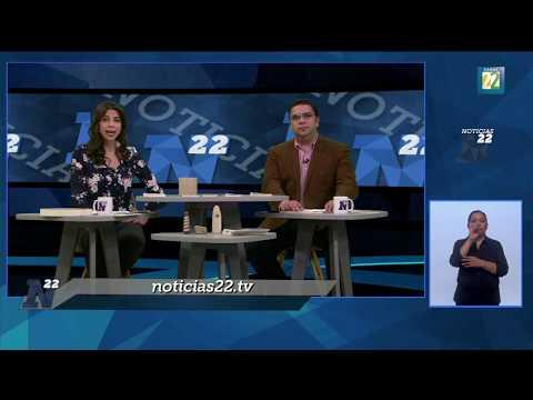 Noticias 22 / 7 de noviembre 2017