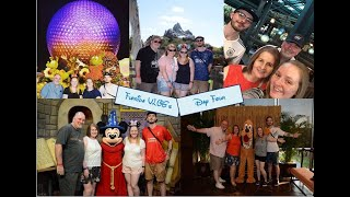 Florida VLOGs | Walt Disney World April 2018 | Day Four | Hollywood Studios & Mama Melrose