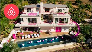Gambar cover The BarbieTM Malibu Dreamhouse | Only on | Airbnb