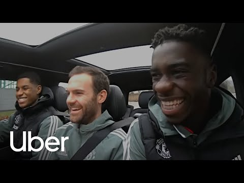 Where To, Britain? MANCHESTER Ft. Manchester United   Uber
