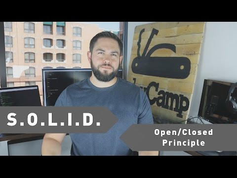 Understanding the Open Closed Principle