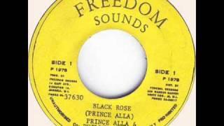 Prince Alla - Black Rose  (Stone Riddim)