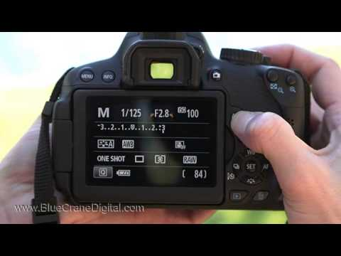 introduction to the canon rebel t4i 650d advanced topics youtube rh youtube com canon t3i manual mode canon t3i manual settings