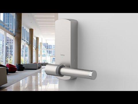 Tweaq Touch 1 - Smart Self-Cleaning Door Handle