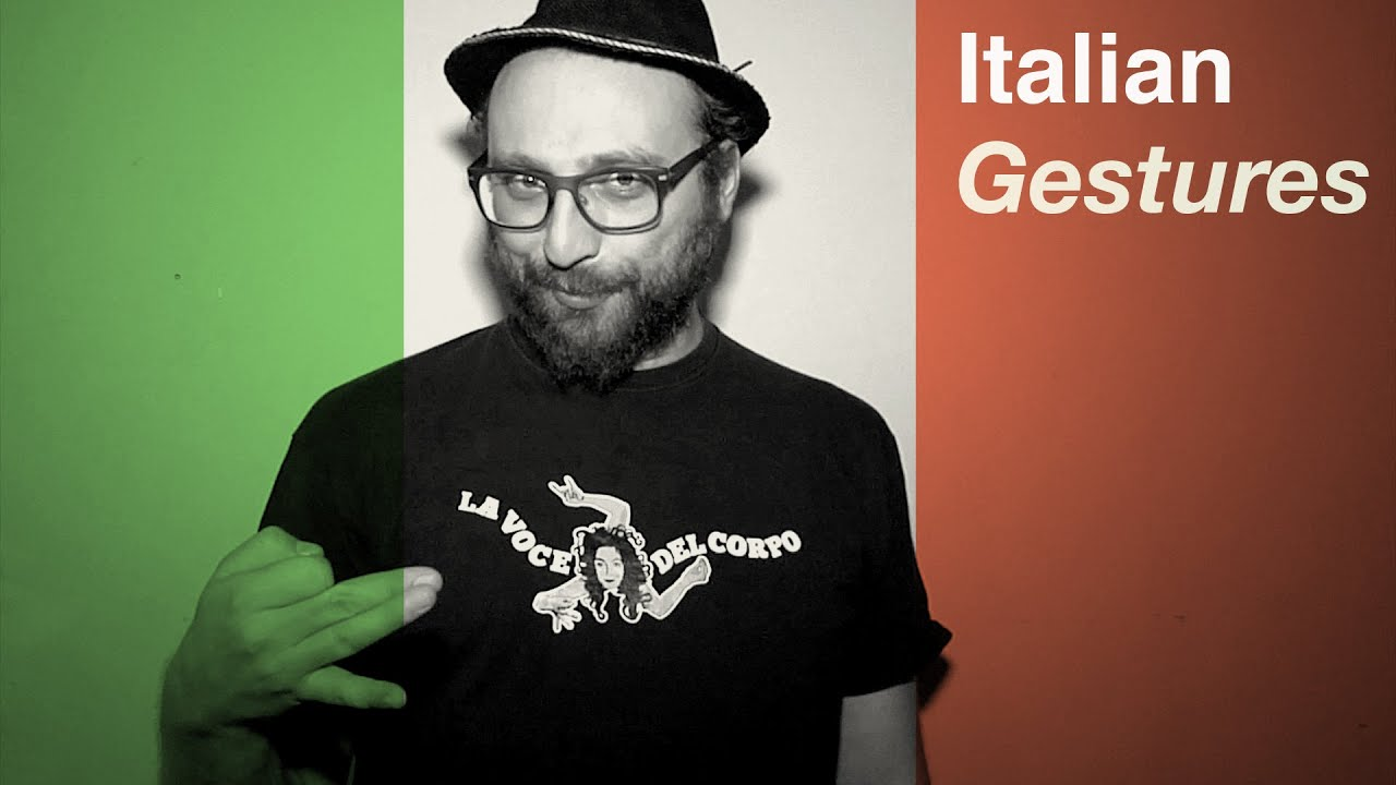 Can You Guess The Meanings Of These Italian Gestures?