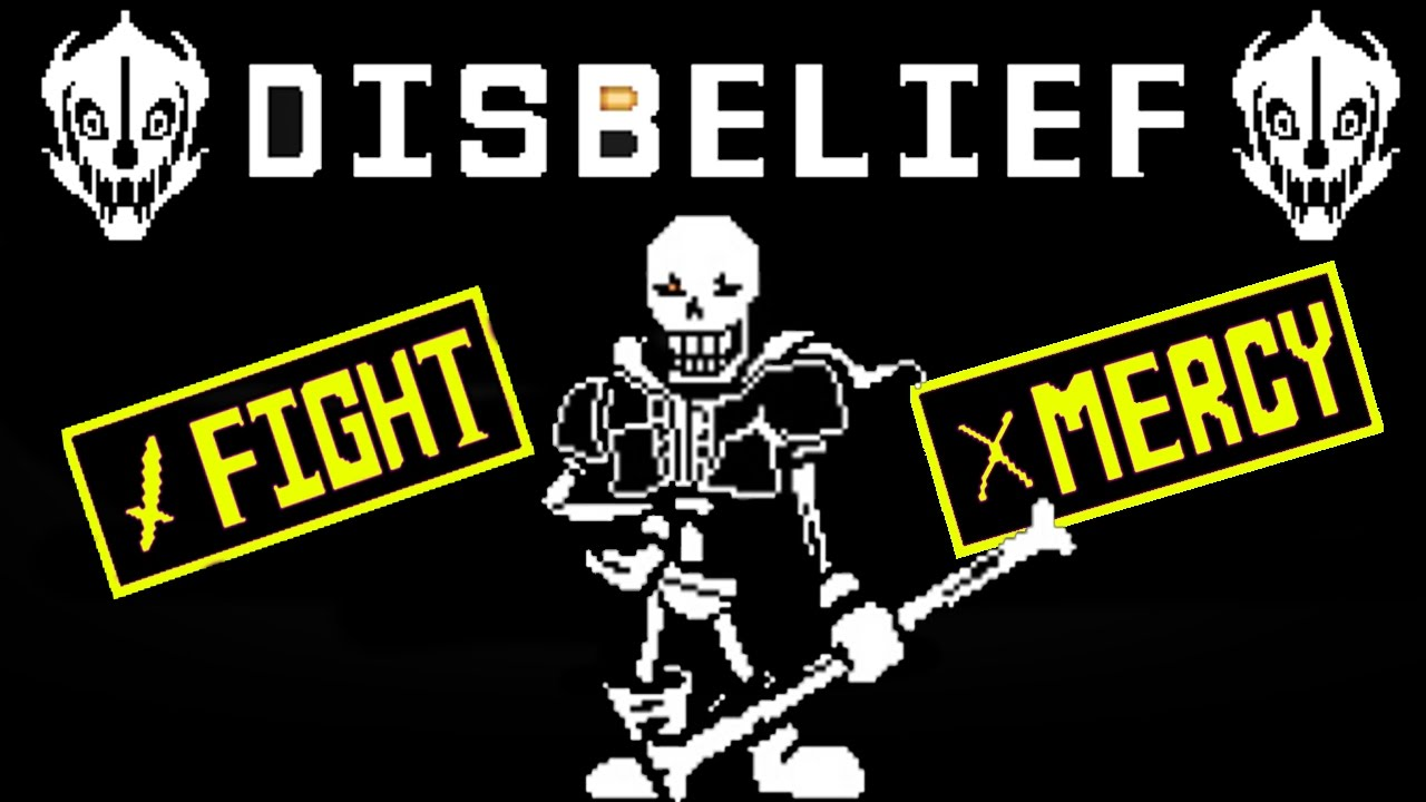 Undertale Papyrus Disbelief – 無料壁紙&イラスト