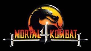 Mortal Kombat 4 - O PRIMEIRO 3D