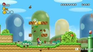 New Super Mario Bros Wii HD720p - Android Smartphone