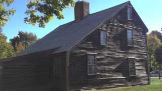 John Adams Birth Place Quincy MA