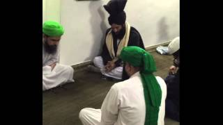 Dr Ghulam Murtaza Naqibi in Thorncliffe Toronto march 2015