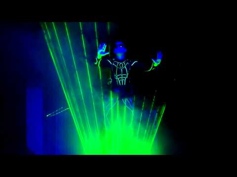 Tron Sneak: Laserman Lives!