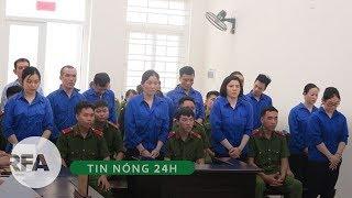 Tin nóng 24H | Việt Nam kết án tử hình 10 người buôn lậu ma túy