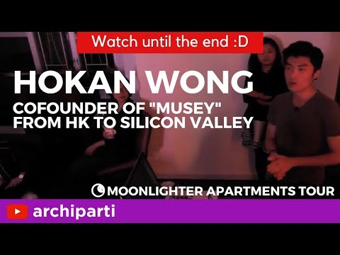 Musey by Hokan from HK to Silicon Valley [Moonlighter Apartment] | inquiries: projects@archiparti.co