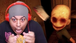 WHAT IN TF IS THAT!?? MAMA RUUUUN!! [2 SCARY GAMES]