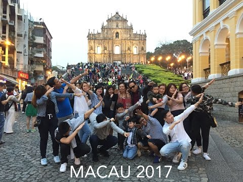 Team Gabon Goes to Macau (2017)