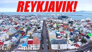A TOUR OF REYKJAVIK: Iceland