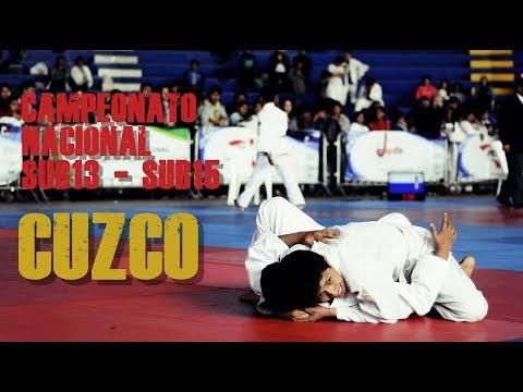 Judo Perú | Campeonato Nacional Sub 13 y Sub 15 Cusco 2017