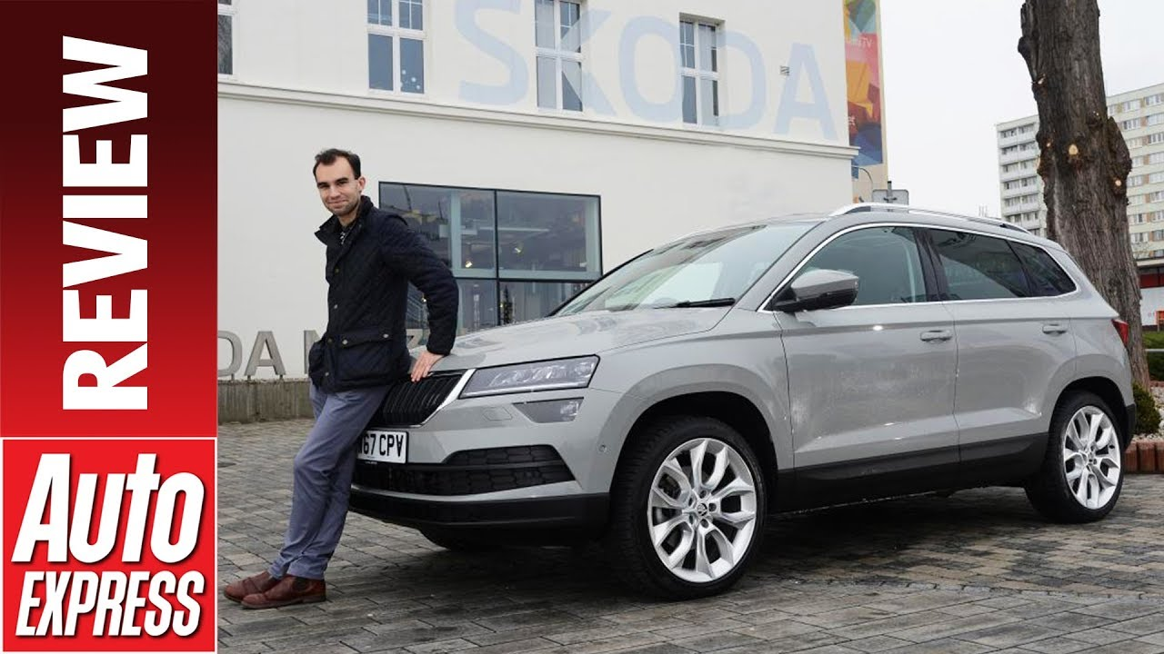 New Skoda Karoq road trip - 1,500 miles, five countries, one brilliant SUV - Dauer: 15 Minuten