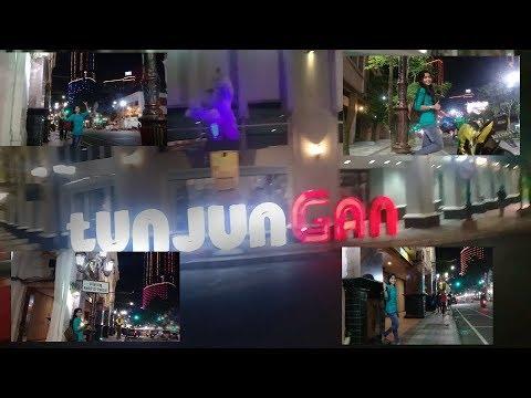 vlog#keindahan-jalan-tunjungan-surabaya-ketika-malam-hari