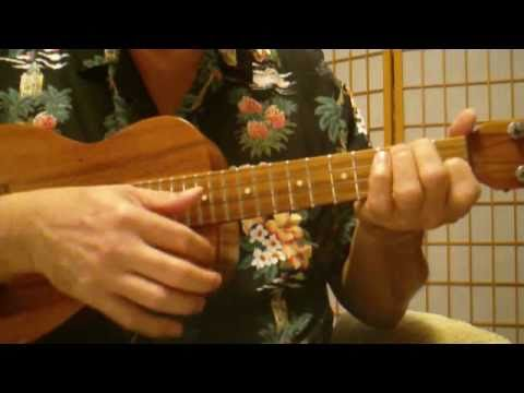 Take me Home Country Road easy version Ukulele lessons
