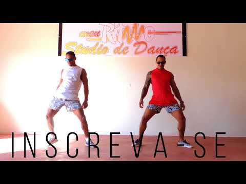 Jerry Smith - Kikadinha - MeuRitmo Coreografia Dance Vídeo